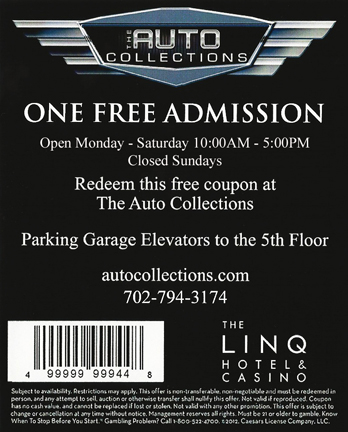 autocollections_Free_Pass
