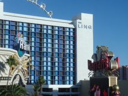 LINQ Casino and Hotel in Las Vegas - Home of the The Auto Collections