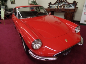 1967 Ferrari 330 GTC prototype