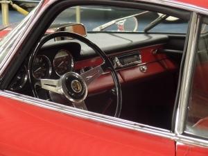 Alfa Sprint Speciale interior