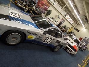 Competition Porsche 944
