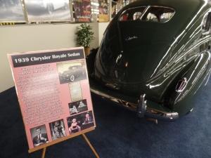 Johnny Carson's 1939 Buick