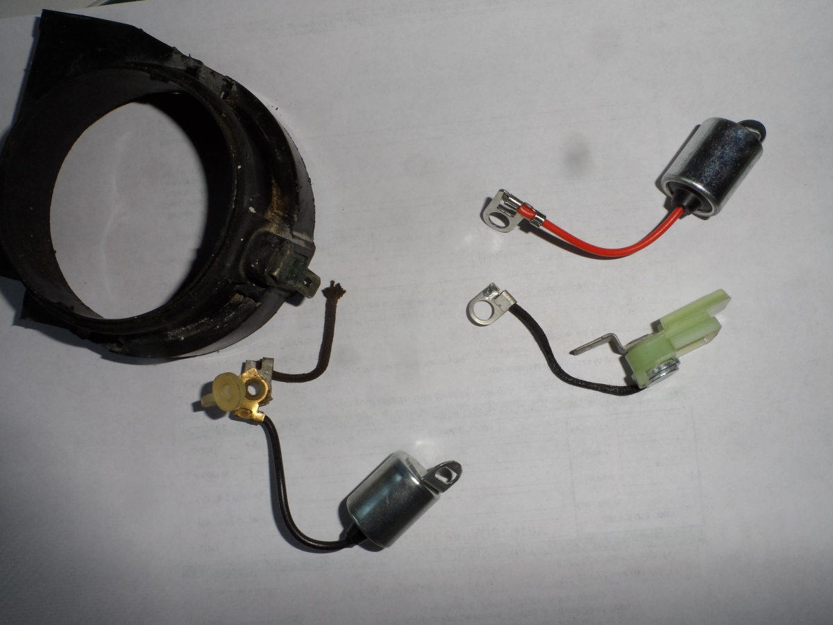 jaguar xke  type restoration engine wont run due  faulty  tension lead motorphile
